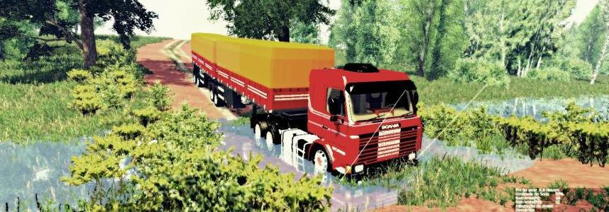 Scania 143 Frontal v1.0