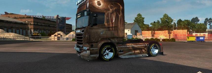Scania R Morana Skin
