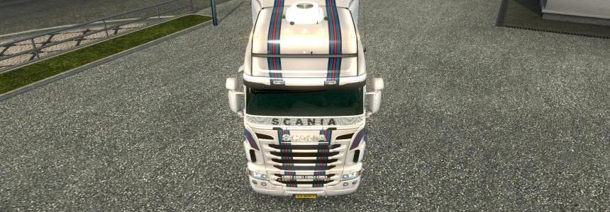 Scania R RJL - Martini Racing 1.22