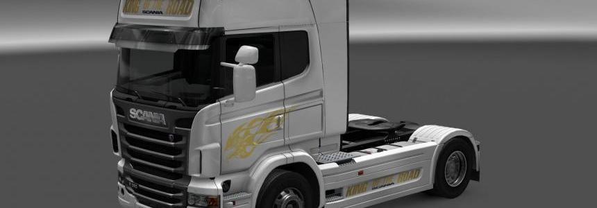 Scania R Topline King of the Road Skin