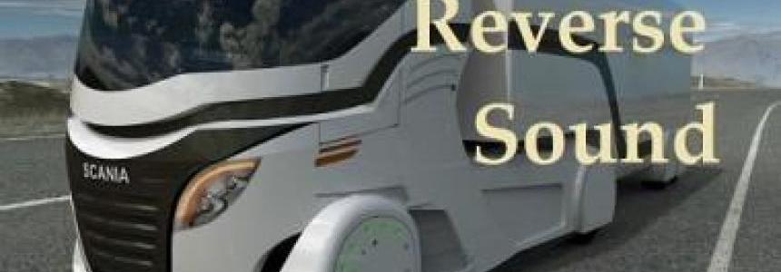 Scania Reverse Sound 1.22