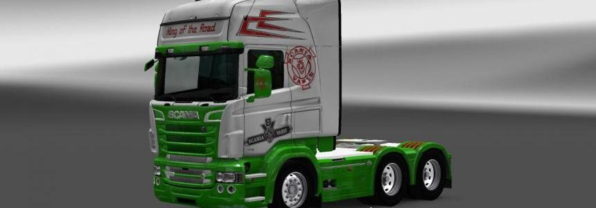 Scania RS RJL Community Skin