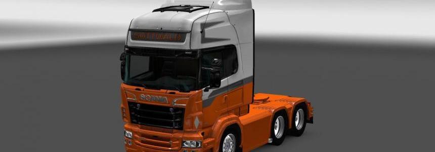Scania RS RJL Gottwald Skin