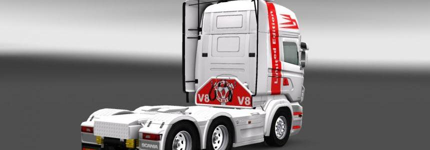 Scania RS RJL Limited Edition Skin