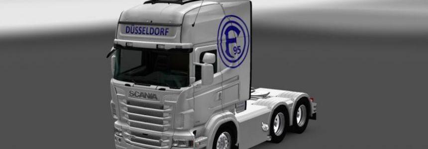 Scania RS RJL Scania RS RJL Skin