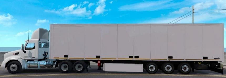 Schmitz Cargobull standalone trailer