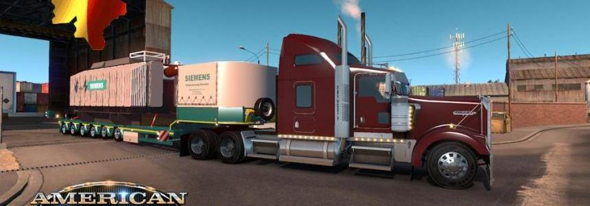 Siemens Trafo Trailer 1.1.x