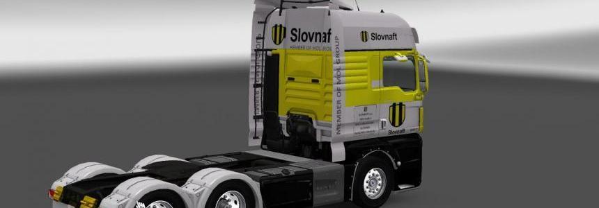 Slovanft Combo Skin