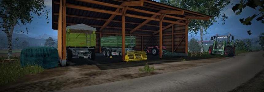 Small shelter v1.0