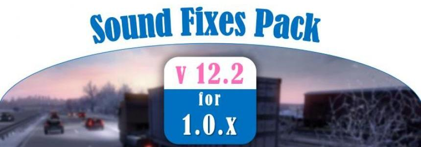 Sound Fixes Pack  12.2