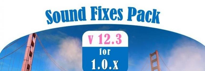 Sound Fixes Pack v12.3