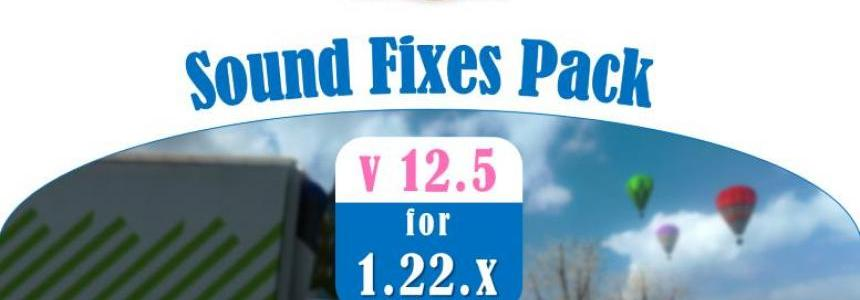Sound Fixes Pack v12.5