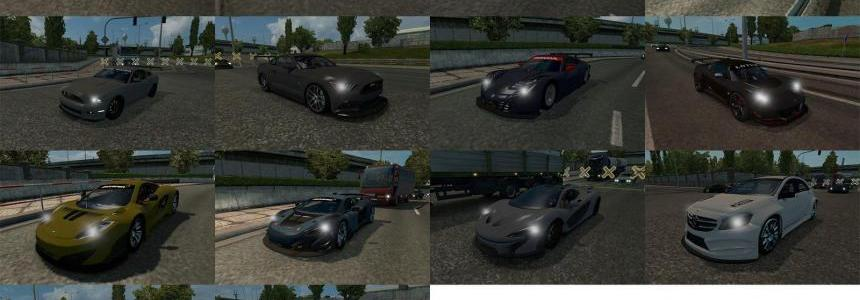 Sportcar Traffic Pack 1.22