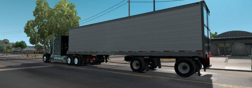 Spread Axle Reefer Trailer