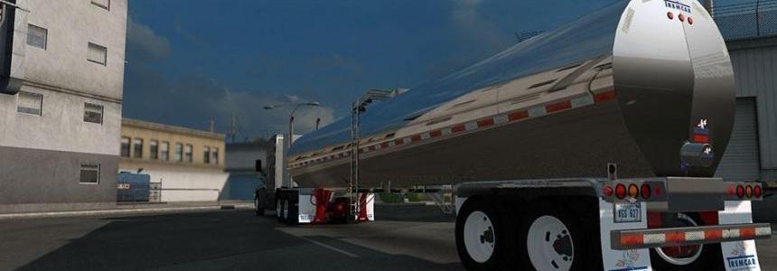 Standalone Tremcar Milk Tanker