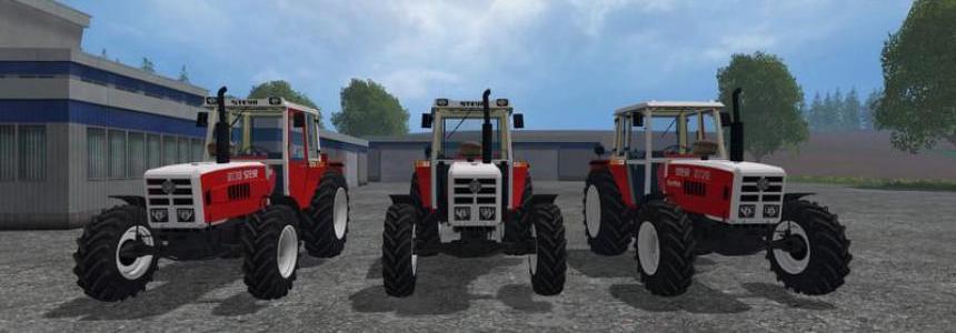 Steyr 8100 8110 8120 Pack v1.0