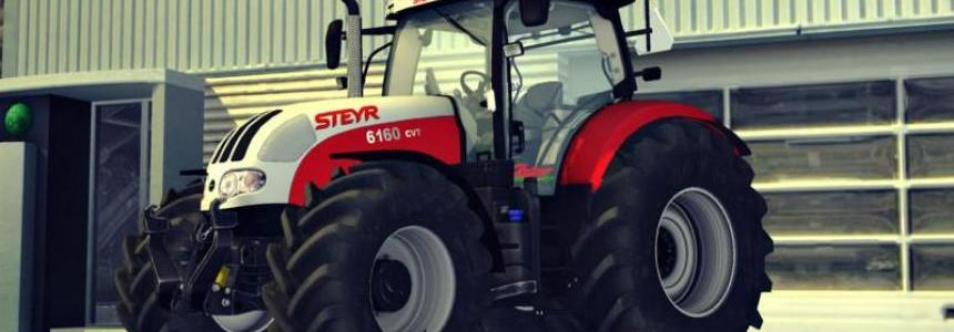 Steyr CVT 6230 v3.0