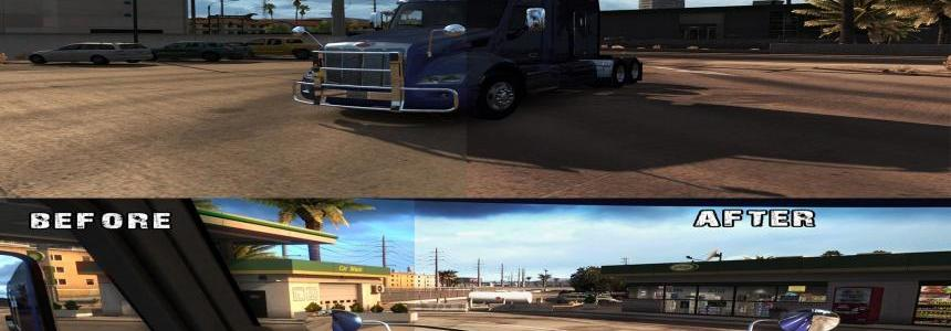 SweetFX for ATS  v1.0