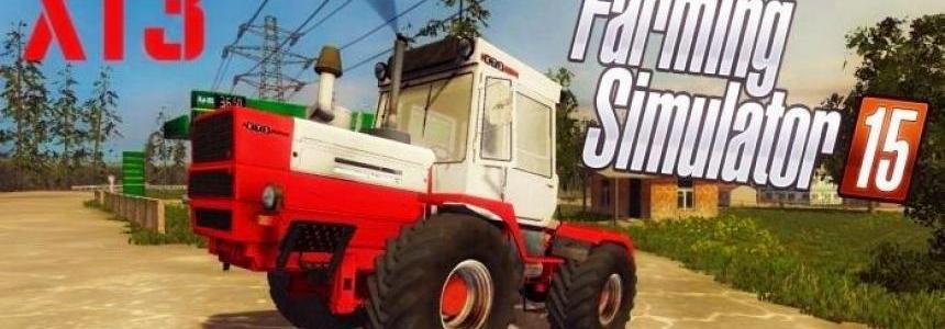 T-150K M HTZ Tractor v1.0