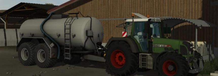 Textures for Fuchs Liquid manure spreader v1.0