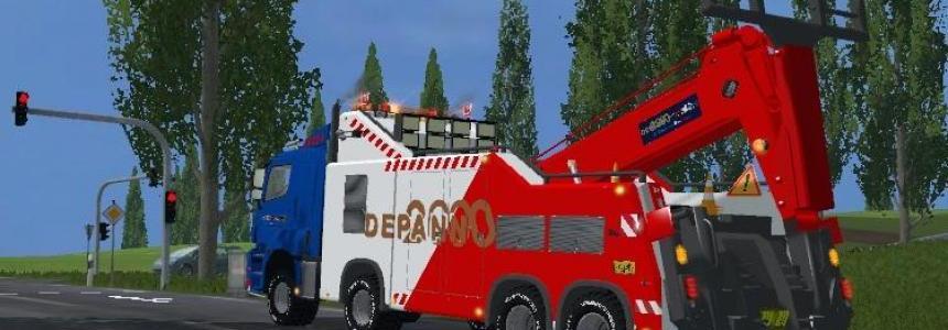 TFSG MB Axor DEPAN 2000
