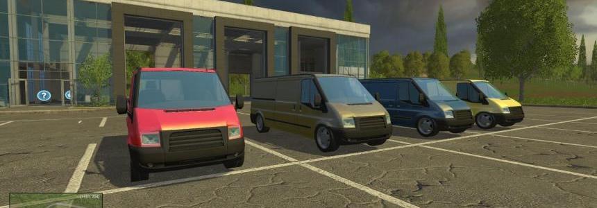 Traffic Van v1.0