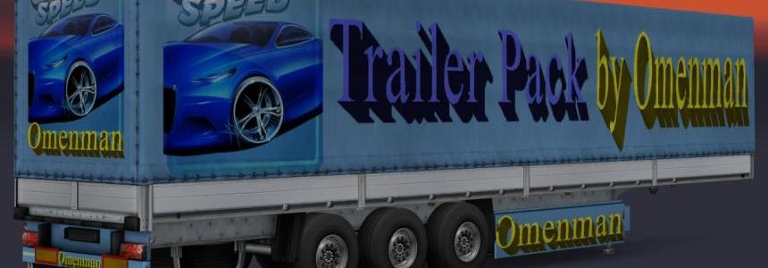 Trailer Pack by Omenman v1.3