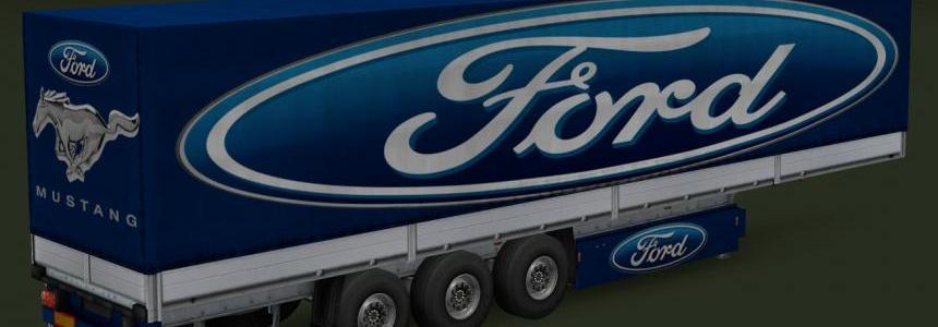 Trailer Pack Car Brands v2.0 1.22