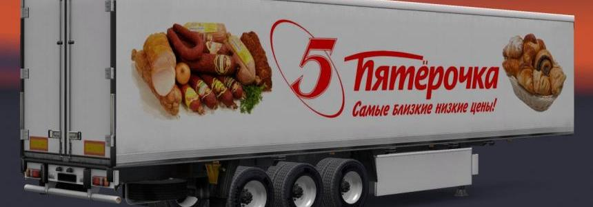 Trailer Pack Russian Food Company v3.0