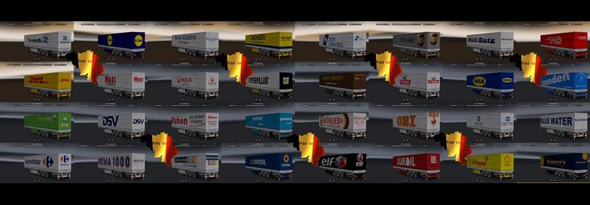 Trailer Pack Universal (Replaces) 1.22.x