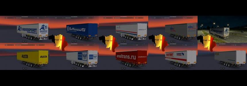 Trailer Schmitz Hupa Curtain V1.22