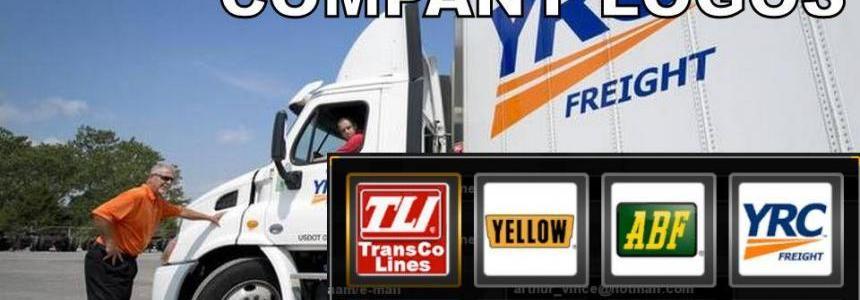 USA Freight Company Logos v1.0