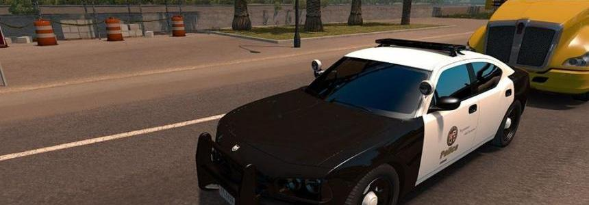 USA Police Traffic by Solaris36 & Da Modza