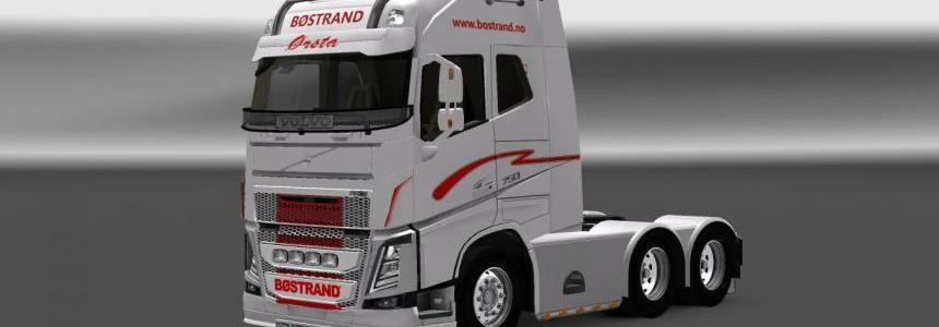 Volvo FH 2013 Bostrand Skin