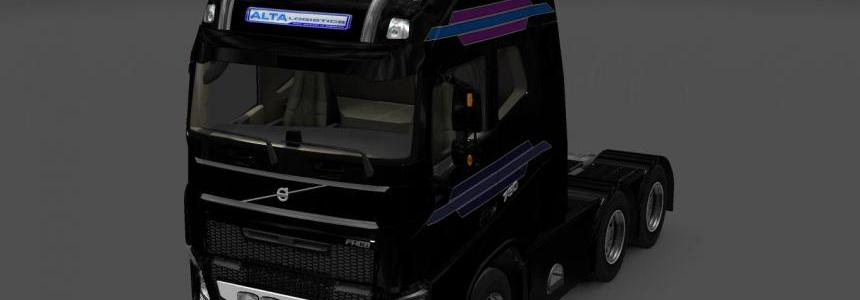 Volvo FH 2013 by Ohaha Alta Transport Skin