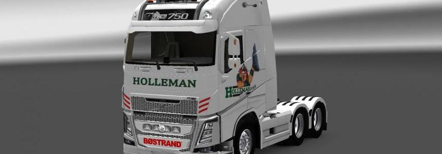 Volvo FH 2013 by Ohaha Holleman Skin