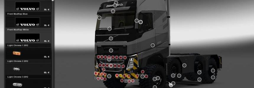 Volvo FH 2013 Monster Truck 1.22