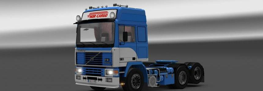 Volvo FH16 Intercooler Nor cargo