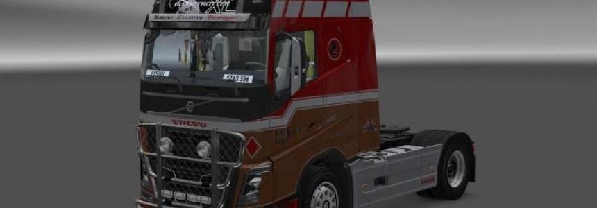 Volvo FH540 2013 v5.0  1.22.х
