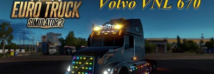 Volvo VNL 670 1.25