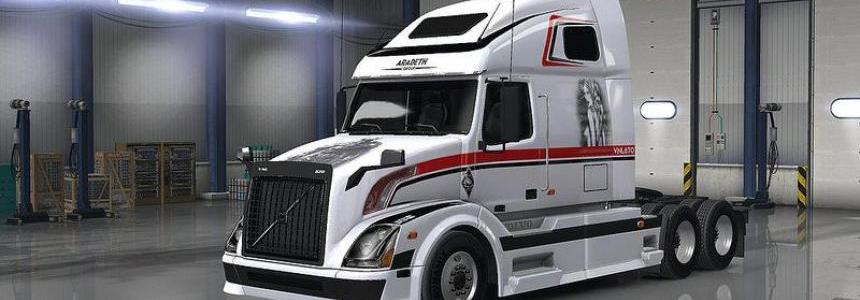 Volvo VNL 670 for ATS 1.23