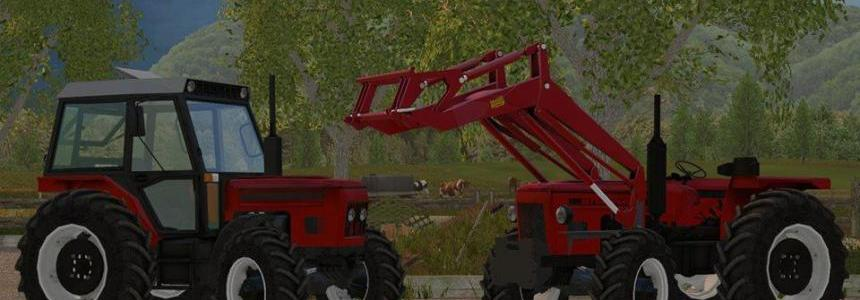 Zetor 7045 & 6945 Pack v1.0
