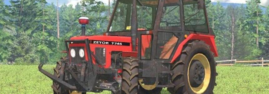 Zetor 7745 s PVH By MustangLS