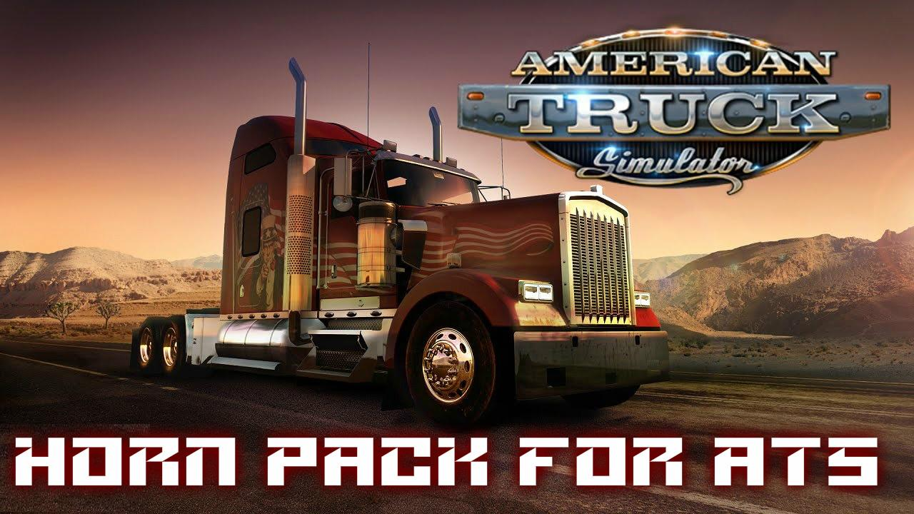 Horn pack for ATS 1.1.1.3