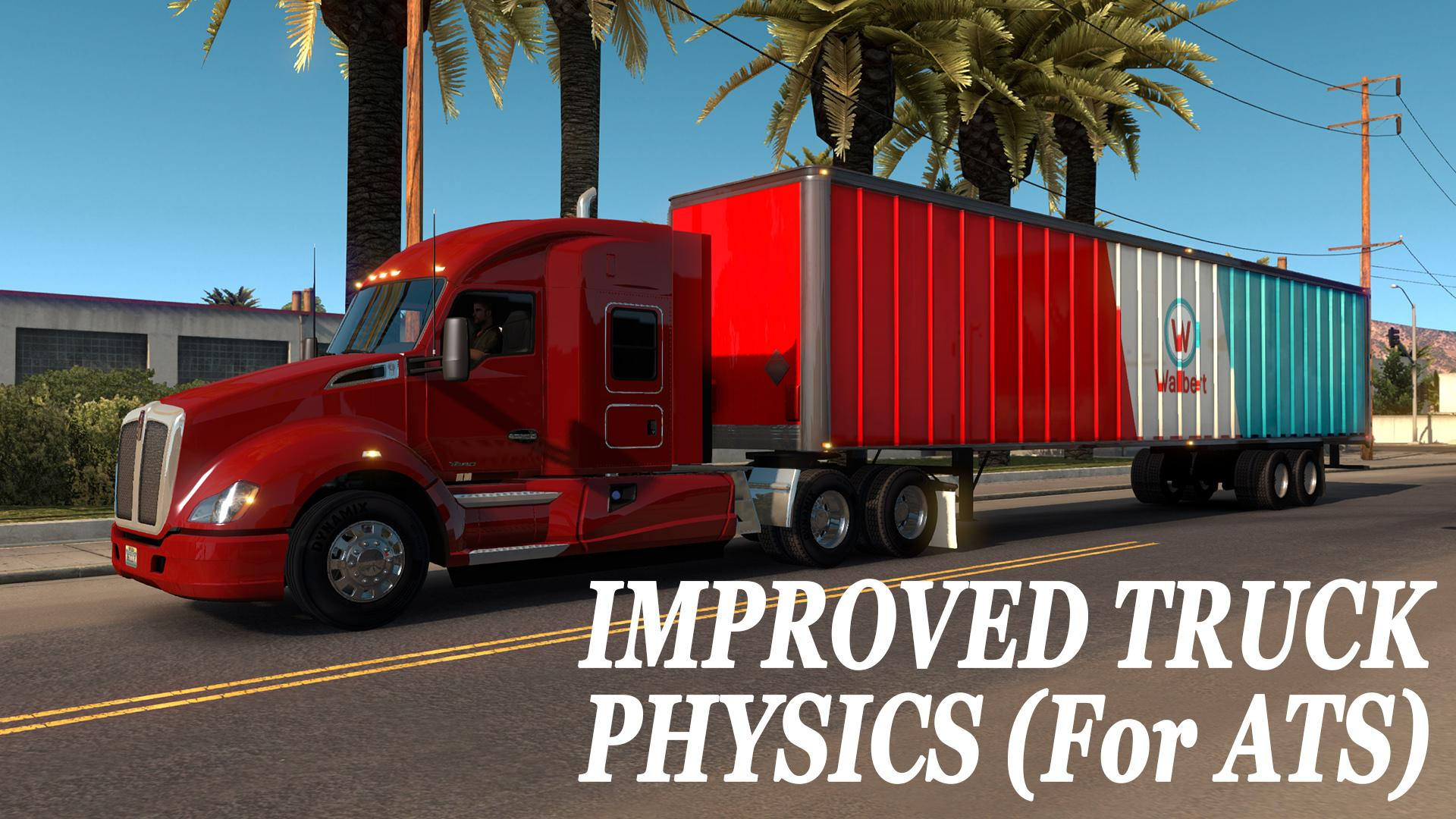 Improved truck physics v1.0