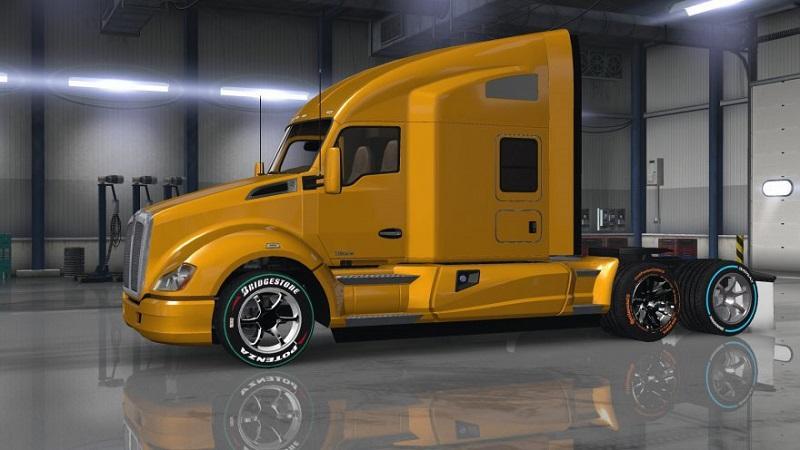 pak wheels and disks for trucks 1