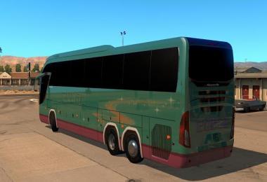Rome 370 6X2 travel memory skin Bus v1