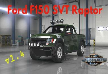 Ford F150 SVT Raptor v1.4