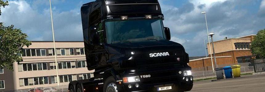 Scania T Mod v1.8.1