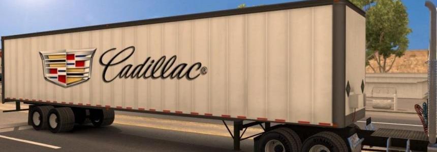 Cadillac Trailer